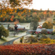 48 Hour New England Fall Leaf Peeping Road Trip
