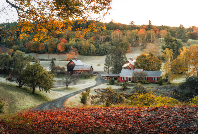 The New England Guide to Leaf Peeping in 48 Hours